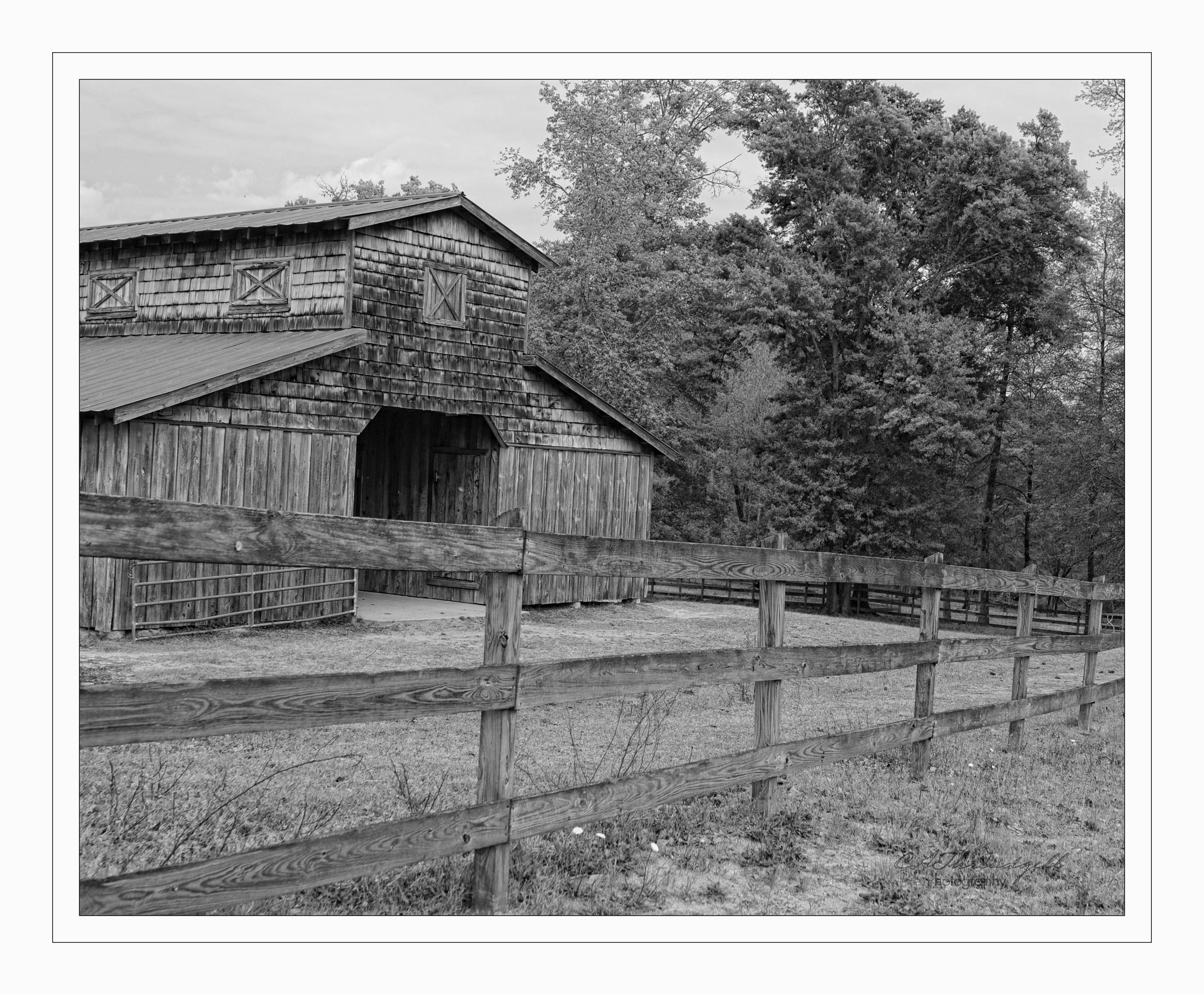 Georgia Barn
