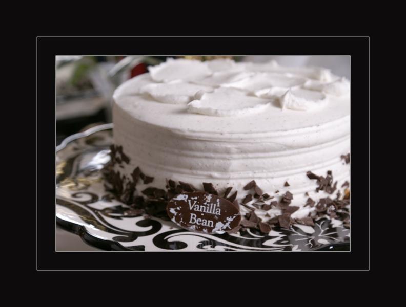 Vanilla Bean Cake #2